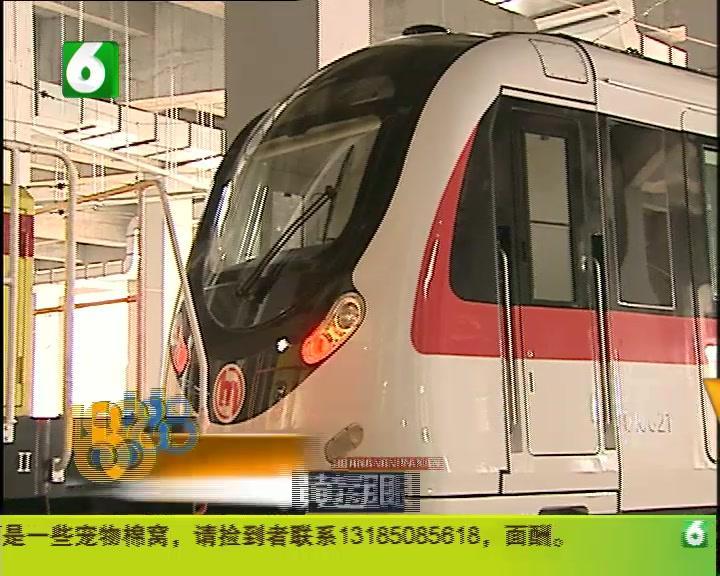 杭州地铁2号线 8座车站基本完成主体结构施工