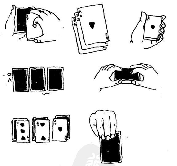 斗牛洗牌技巧视频