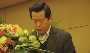 宁波市体育局局长李浙闽交流发言