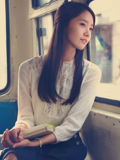 跟学韩国裸妆画法 打造少女时代林允儿清新范 少女时代t-ara街拍 林