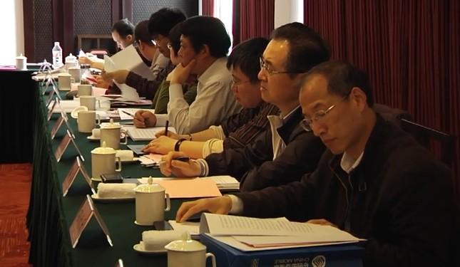 省体育局党组理论学习中心组扩大会议桐乡召开