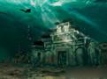 探秘千岛湖水下的汉唐古城(组图)