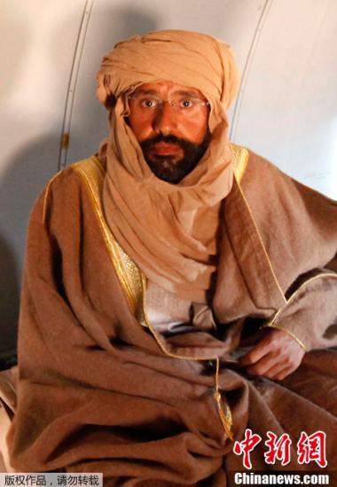 国际,刑事法院,驳回,利比亚,引渡,卡扎菲,次子,赛义夫,请求