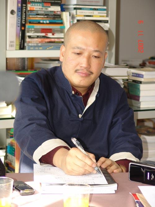 艺术大师崔自默