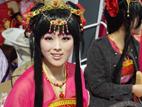 [组图]中国COSPLAY超级盛典总决赛精彩纷呈 萝莉御姐女仆制服妹齐上阵