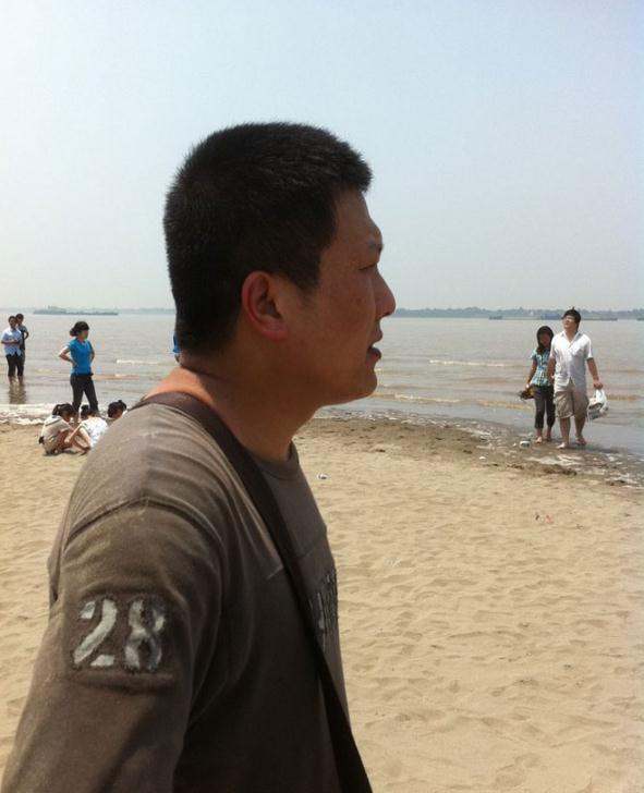 铜陵老洲乡太阳岛风景图片