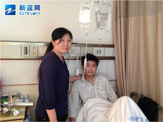 倪浩和妈妈