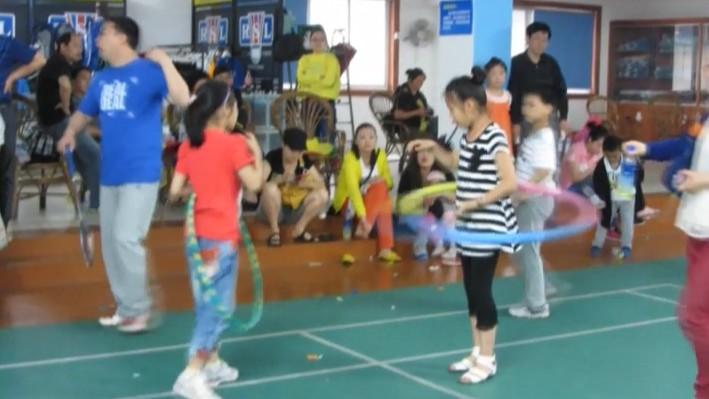 安吉县全民健身月暨第三届乡村体育节开幕