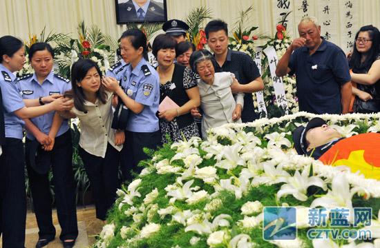 杭州民警嵇小河侦办要案190余起 牺牲前曾计划