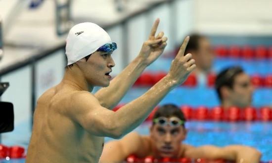 明晨2:30奥运男子1500米自由泳决赛 孙杨冲击第二金
