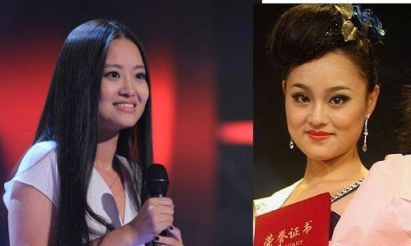 好声音李莫愁资料_盘点《中国好声音》里的明星脸李莫愁巨像单