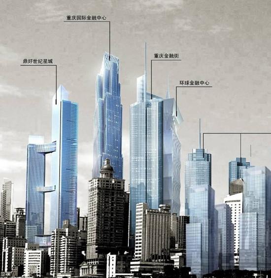 高楼为位于成都东区二环路与双庆路交会处的华润大厦