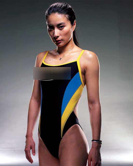 中国体育十大美女