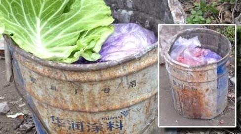 温州:一个垃圾桶发现一名死婴
