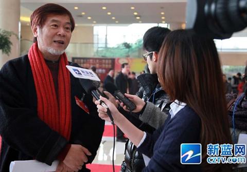 浙江省第十二届人民代表大会一次会议开幕