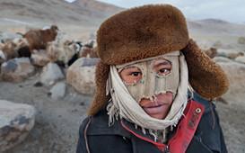 生活在世界屋脊上的游牧民族