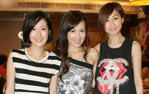 都是整容惹的祸? TVB女星集体