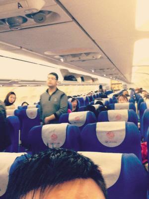 杭州直飞普吉岛飞机紧急备降三亚后撇下23人起飞