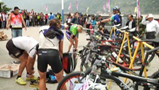 温州国际山地户外运动挑战赛永嘉开幕