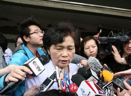 浙江省首例H7N9禽流感治愈患者康复出院