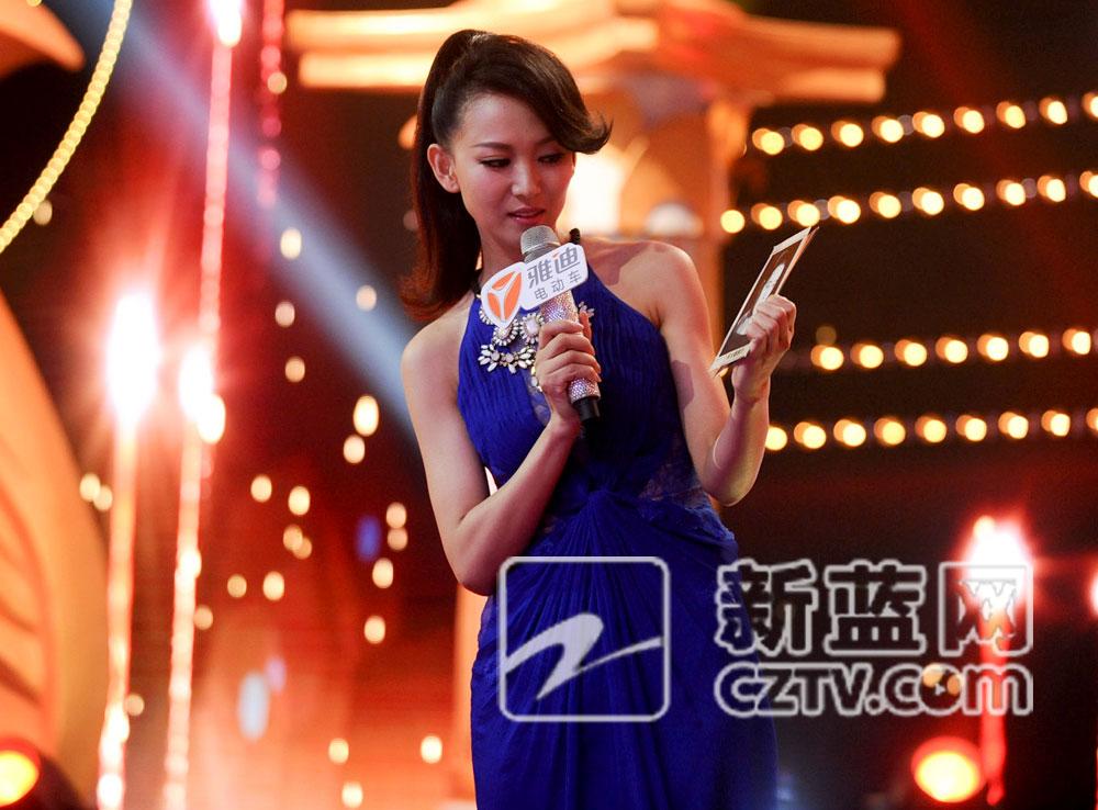 《中国梦想秀》环卫工贾阿姨