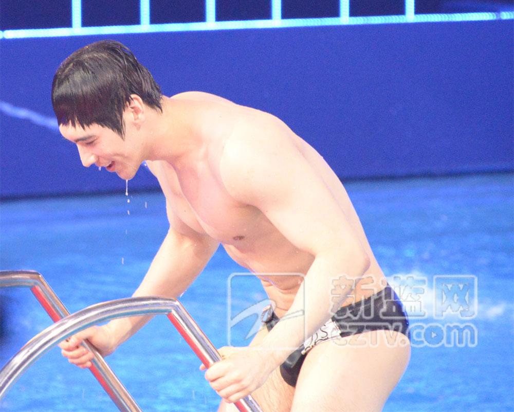 张伦硕跳台秀健美身材 - ab0882 - ab0882的博客