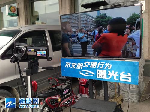 杭州3个月查处交通违法28.3万起 将严查行人与非机动车