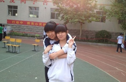 中国最美校服女生比拼