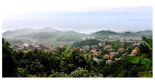 宁波看风水,我刚在黄山九龙湖买了一套别墅,风水交了,但不知道定金狮林清别墅凉镇海去怎么图片