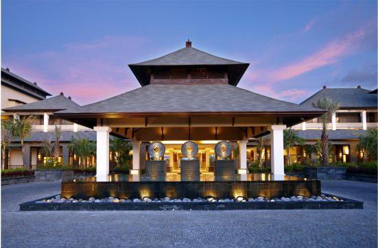 巴厘岛瑞吉度假酒店 两个人的浪漫