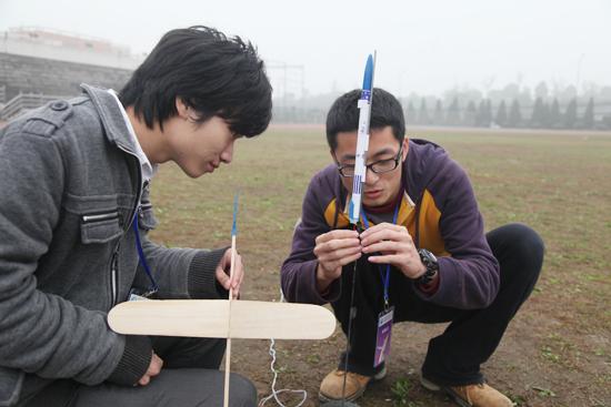 浙江省第二届大学生力学竞赛在计量学院举行