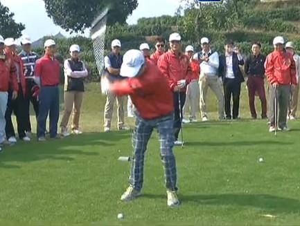 给力高尔夫——第二届江滨一号会员邀请赛