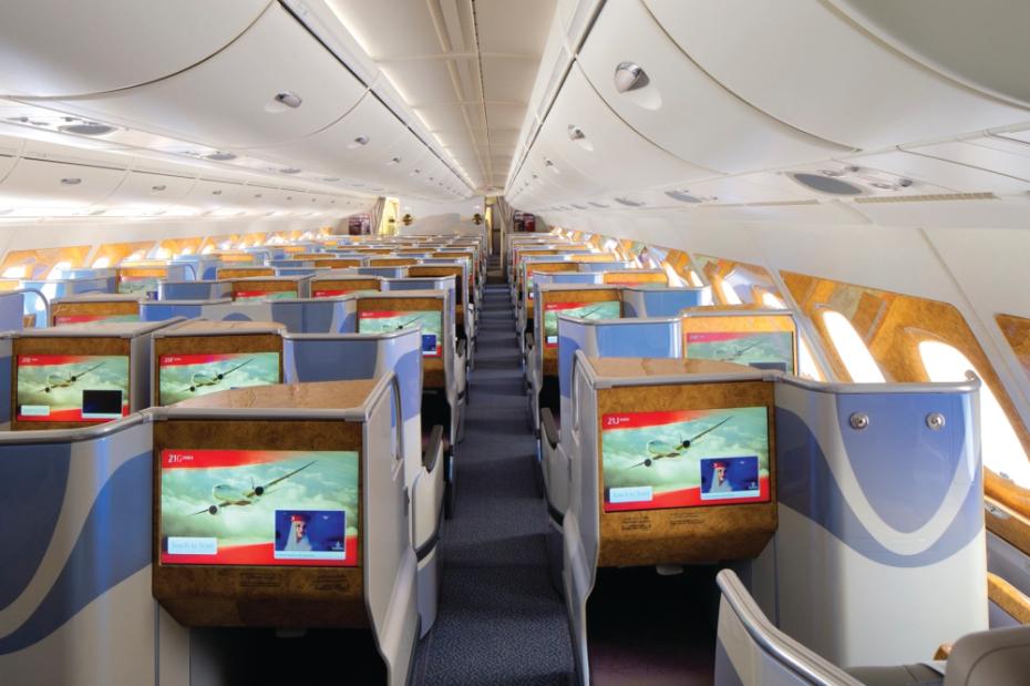 """探秘""""空中富豪""""阿聯酋航空 從迪拜到世界"""