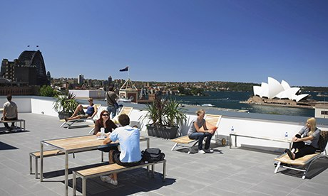 来到澳大利亚 下榻悉尼十大最实惠的住宿地