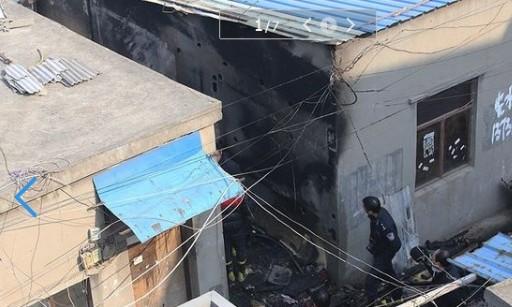 蕭山簡易房發生火災 母親及3子女遇難