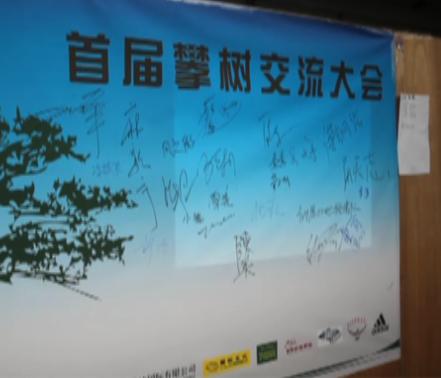 【群体】首届全国攀树运动交流大会在杭州举行
