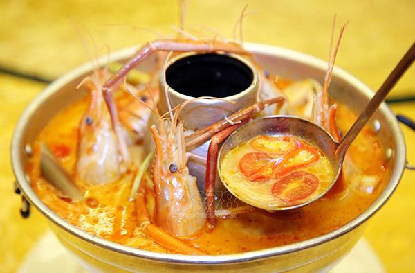 做一个美食中的攻略品尽泰国旅途老饕新街口美食特色知乎图片