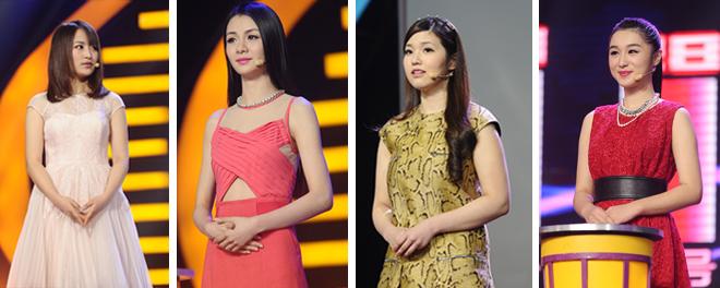 正在播出:浙江卫视《十足女神fan》 港剧女神叶璇加盟图片