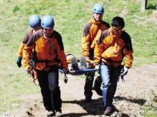 【群体】宁海有支上了央视的山地户外救援队
