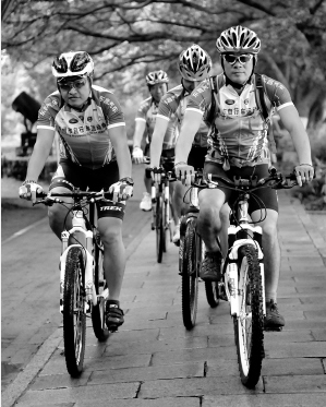 【温州市】自行车运动协会换届