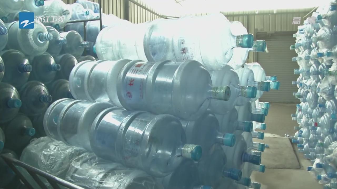 污染由桶装水生产环节