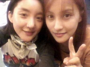 T-ara少女时代允儿f(x)宋茜 韩团整容前惊悚素颜