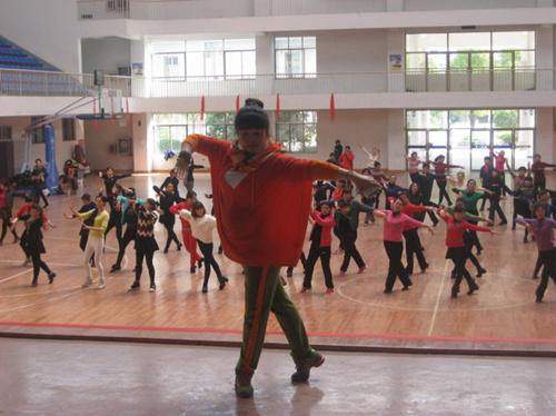 【衢州市】排舞协会沙龙活动