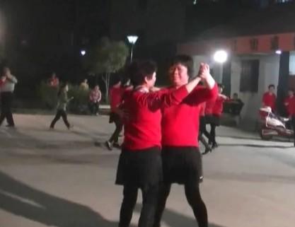 【嵊州市】三江街道桥南村举行健身项目展示活动