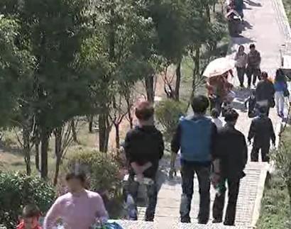 【湖州市】登山健身运动