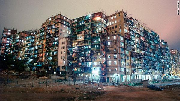 世界人口最密集的地方 回憶香港九龍寨城歷史