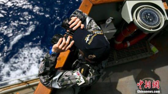 澳方稱已數日未偵測到疑似信號 海盾號發現油跡
