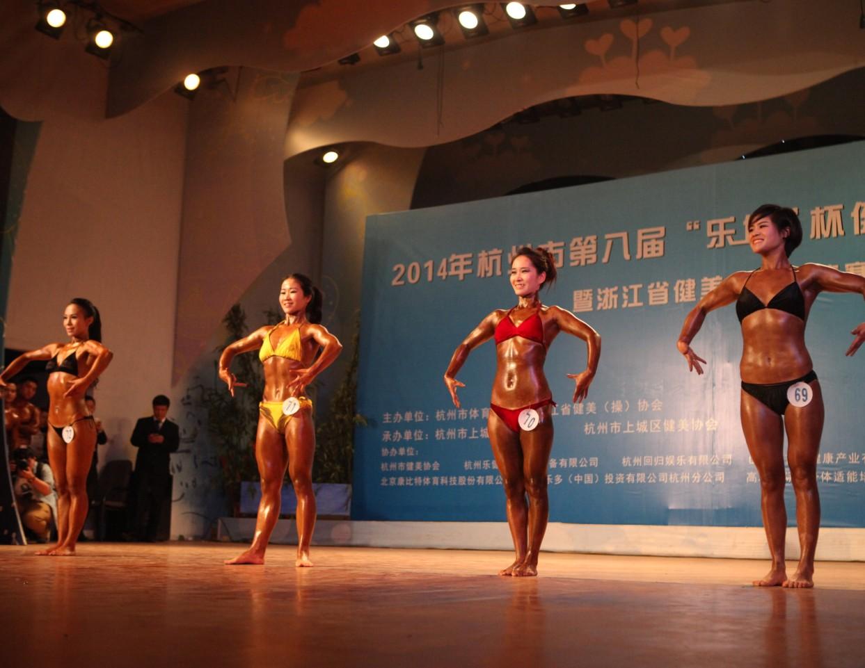 【健美】第八届健美健身锦标赛举办