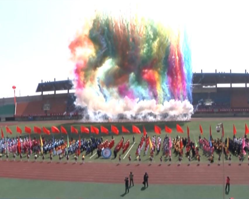 【慈溪市】人民享受自己的体育盛会