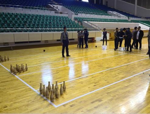 【平湖市】文体系统职工趣味比赛